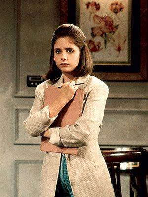 Sarah Michelle Gellar - All My Children