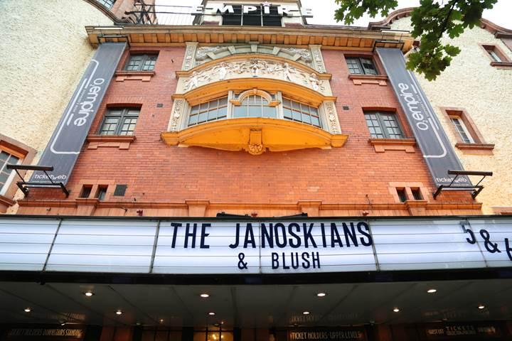 Janoskians & Blush