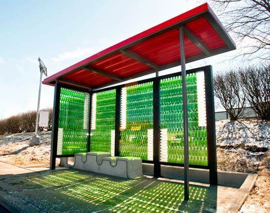 21 Most Coolest Bus Stop Designs Ever